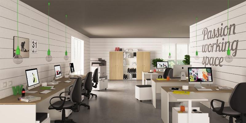 Mobili ufficio online scopri tutti i vantaggi di arredare for Mobili arredo ufficio economici