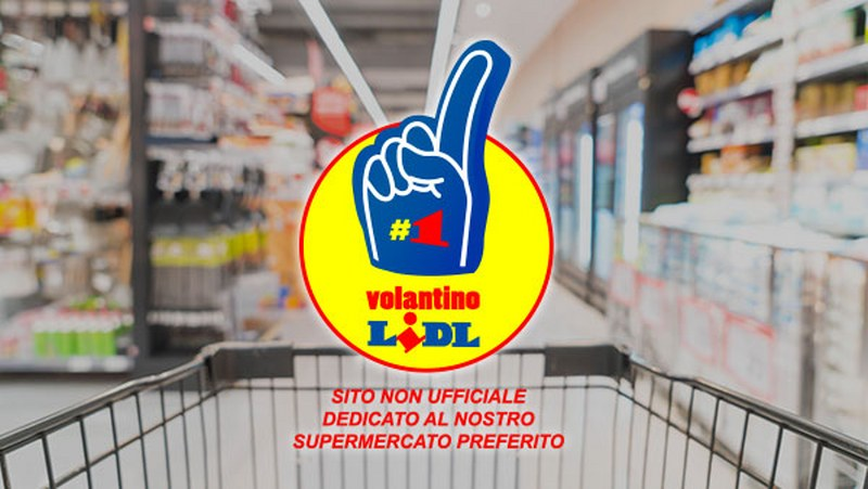 Volantino Lidl_