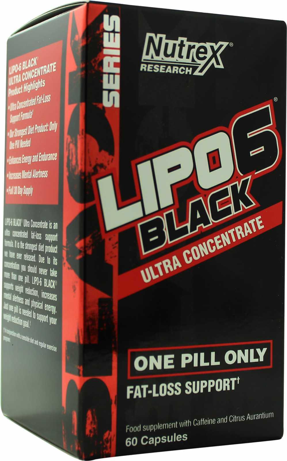 Lipo 6 black ultra concentrate: le opinioni di chi lo ha provato