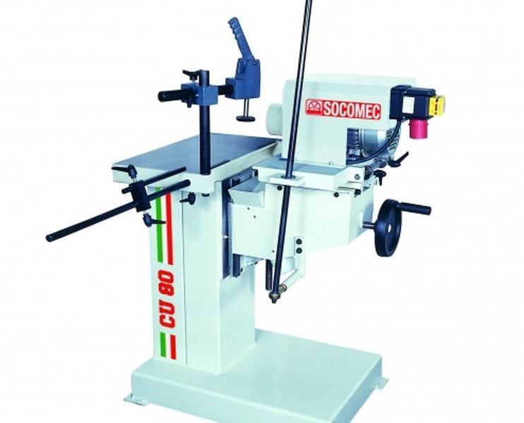 La combinata per legno, più lavorazioni in un'unica macchina