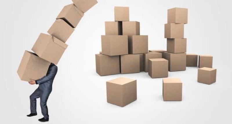 Le scatole di cartone, ovvero il Packaging della Logistica