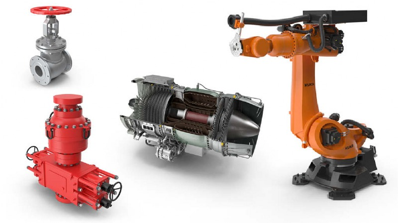 Video e Animazione 3d per macchine industriali