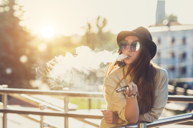 La sigaretta elettronica, accessorio unico per smettere di fumare