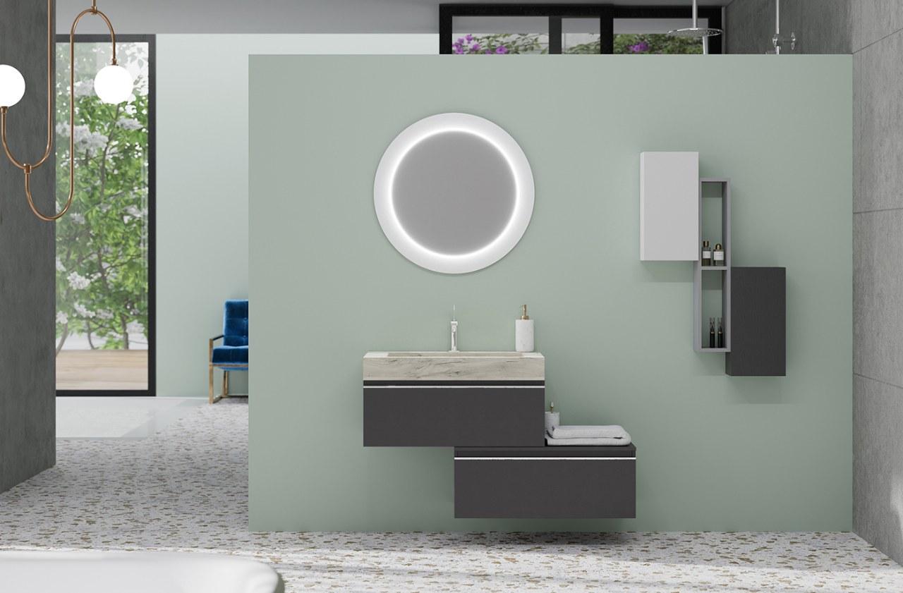 Come progettare un bagno funzionale e accogliente