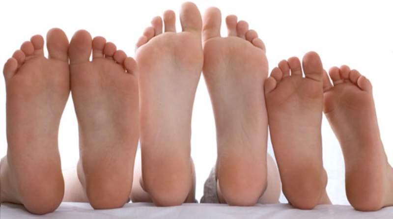 Le patologie del piede più diffuse