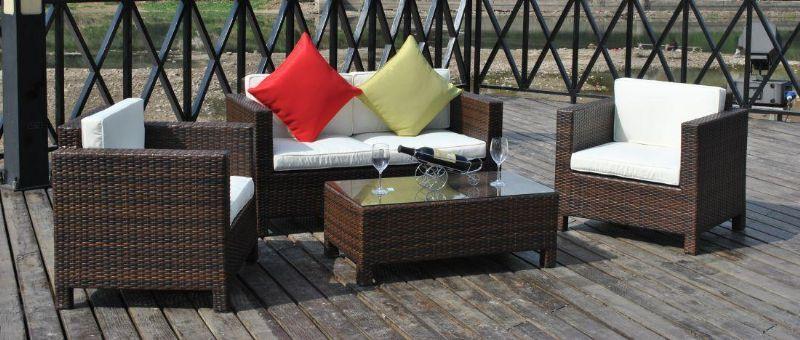 Mobili e accessori esterno giardino arcibook - Salotti da giardino economici ...