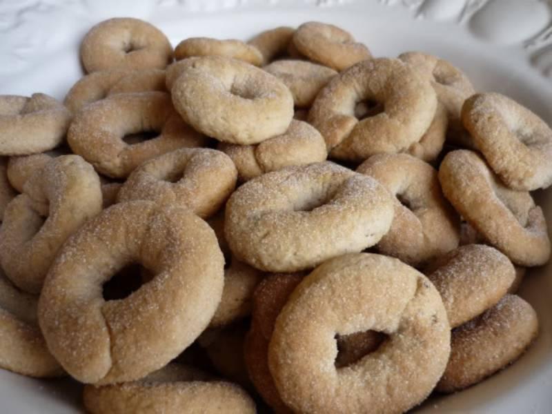 I biscotti tradizionali dell'Abruzzo