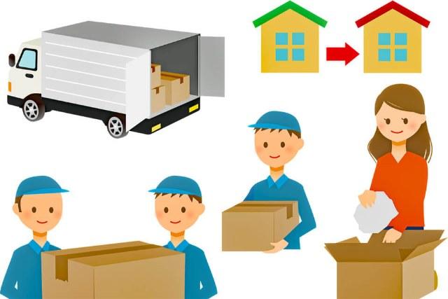 Come organizzare un trasloco economico e veloce